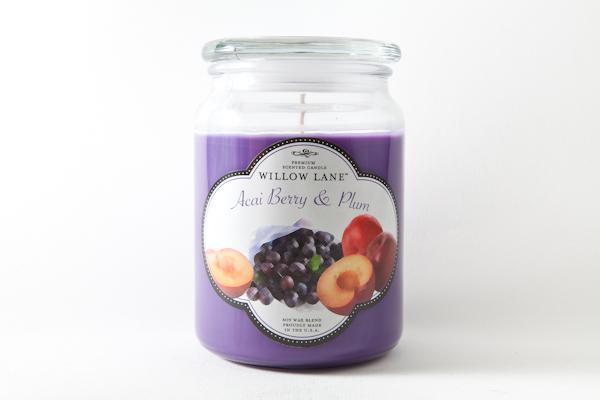 bougie confiture prune baies d 39 acai bulles de savon savonnerie artisanale cannes. Black Bedroom Furniture Sets. Home Design Ideas